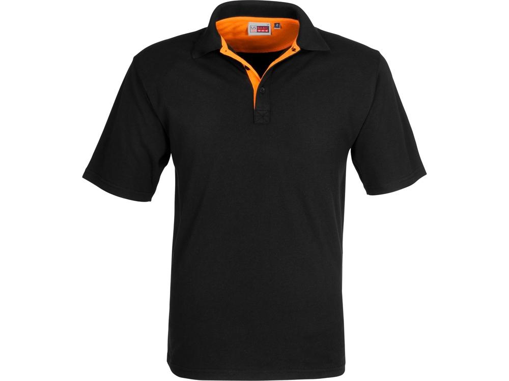 Рубашка поло Solo мужская, оранжевый