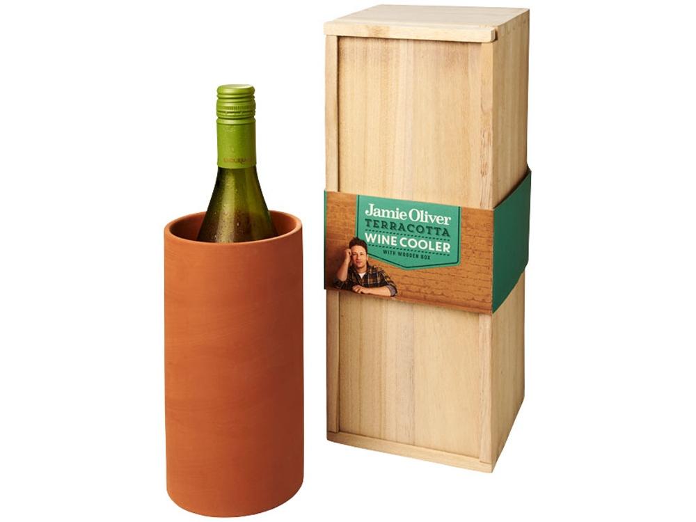 Охладитель вина Terracotta, оранжевый
