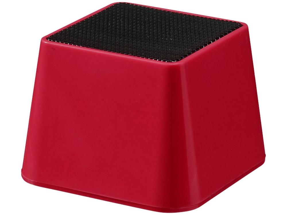 Колонка Nomia с функцией Bluetooth®, красный