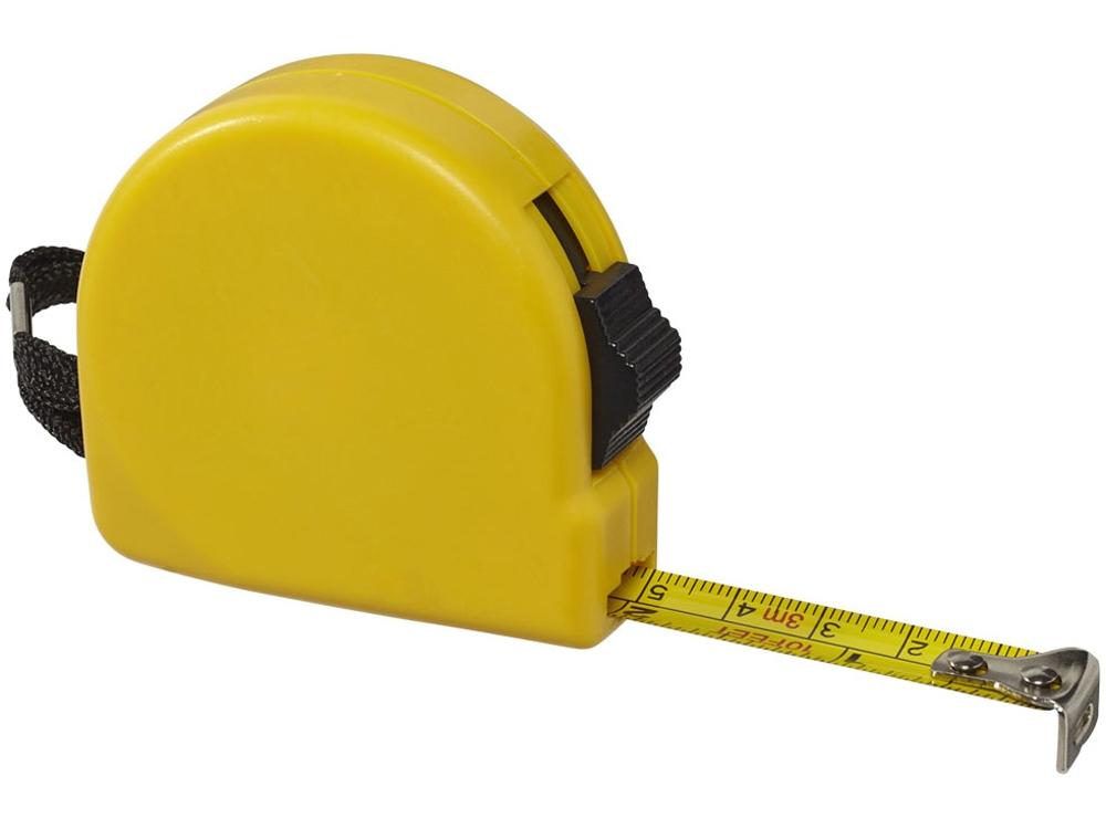 Рулетка Clark 3м, желтый