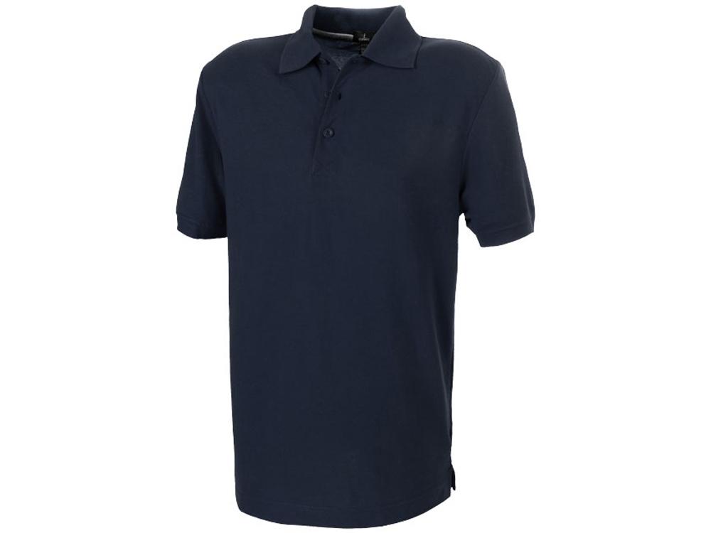Рубашка поло Crandall мужская, темно-синий