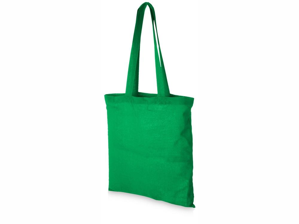 Сумка хлопковая Carolina, светло-зеленый