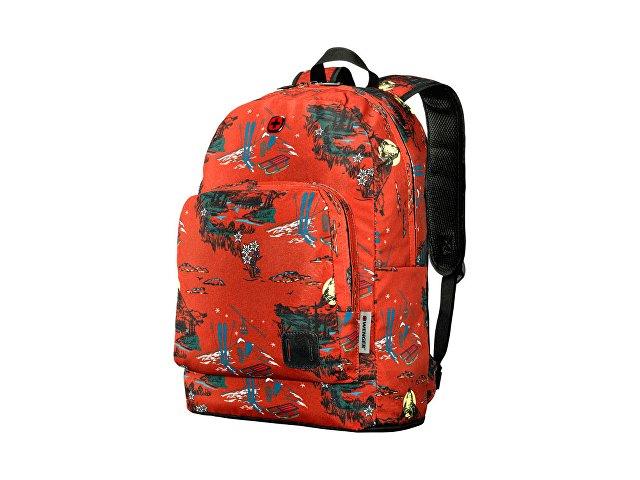 """Рюкзак «Crango» с принтом с отделением для ноутбука 16"""" (арт. 73310)"""