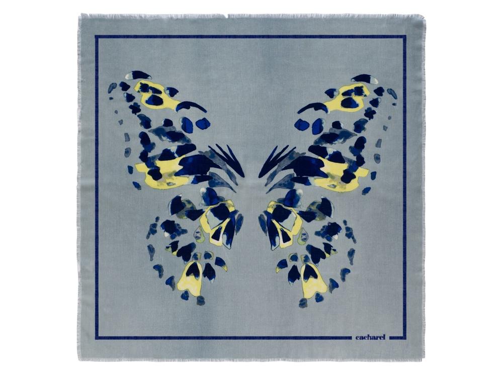 Платок Madeleine Light Blue
