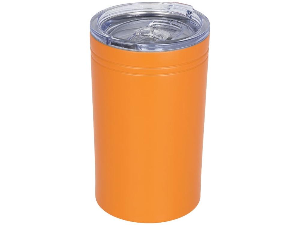 Вакуумный термос Pika 330 мл, оранжевый