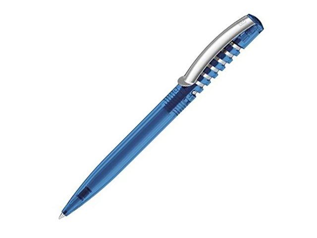 Ручка пластиковая шариковая «NEW SPRING CLEAR CLIP METAL» с мета
