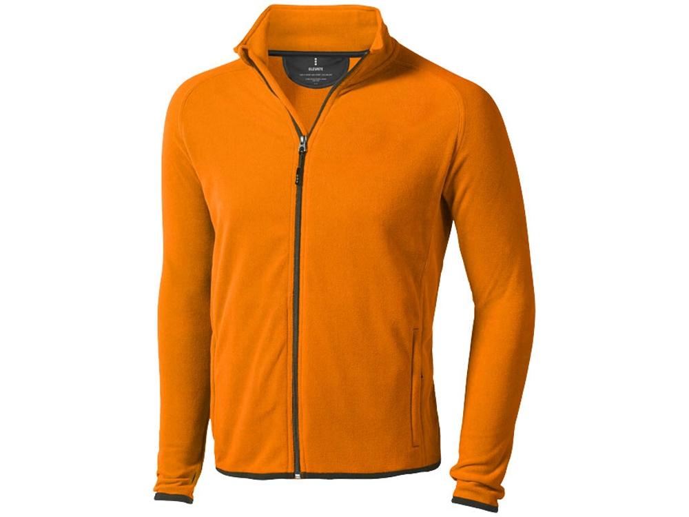 Куртка флисовая Brossard, мужская, оранжевый