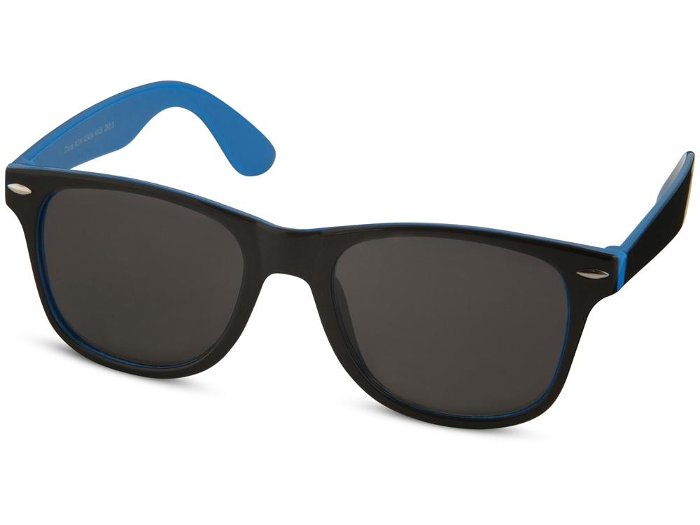 Солнцезащитные очки Sun Ray, голубой/черный