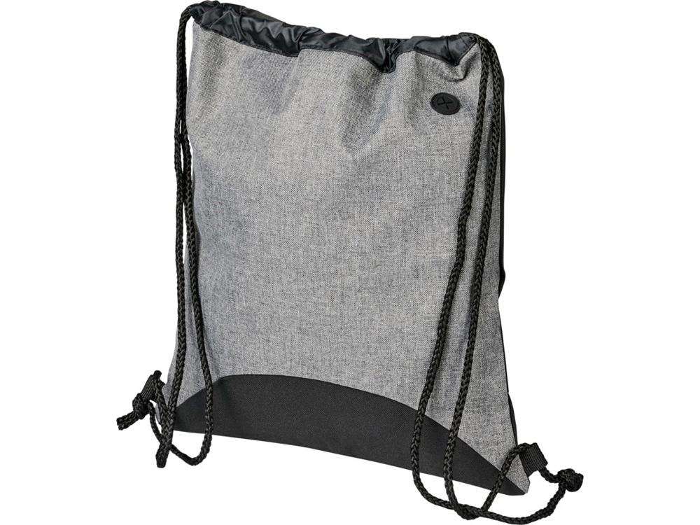 Рюкзак со шнурком Street, серый