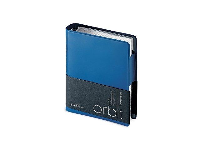 Ежедневник полудатированный А6 «Orbit»