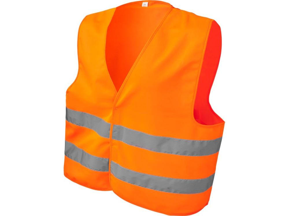 Защитный жилет See-me-too для непрофессионального использования,  неоново-оранжевый