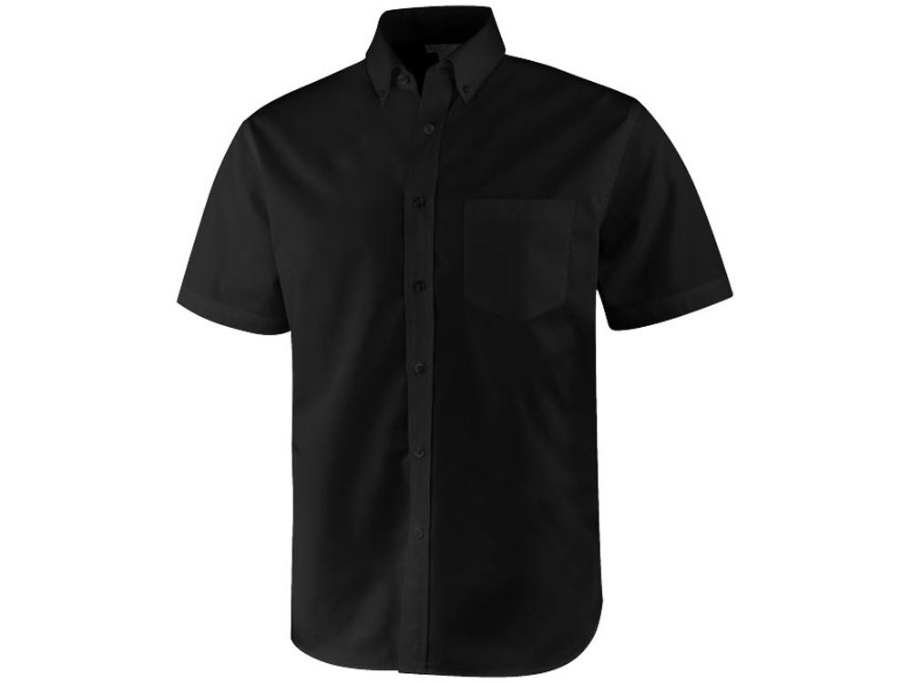 Рубашка Stirling мужская с коротким рукавом, черный