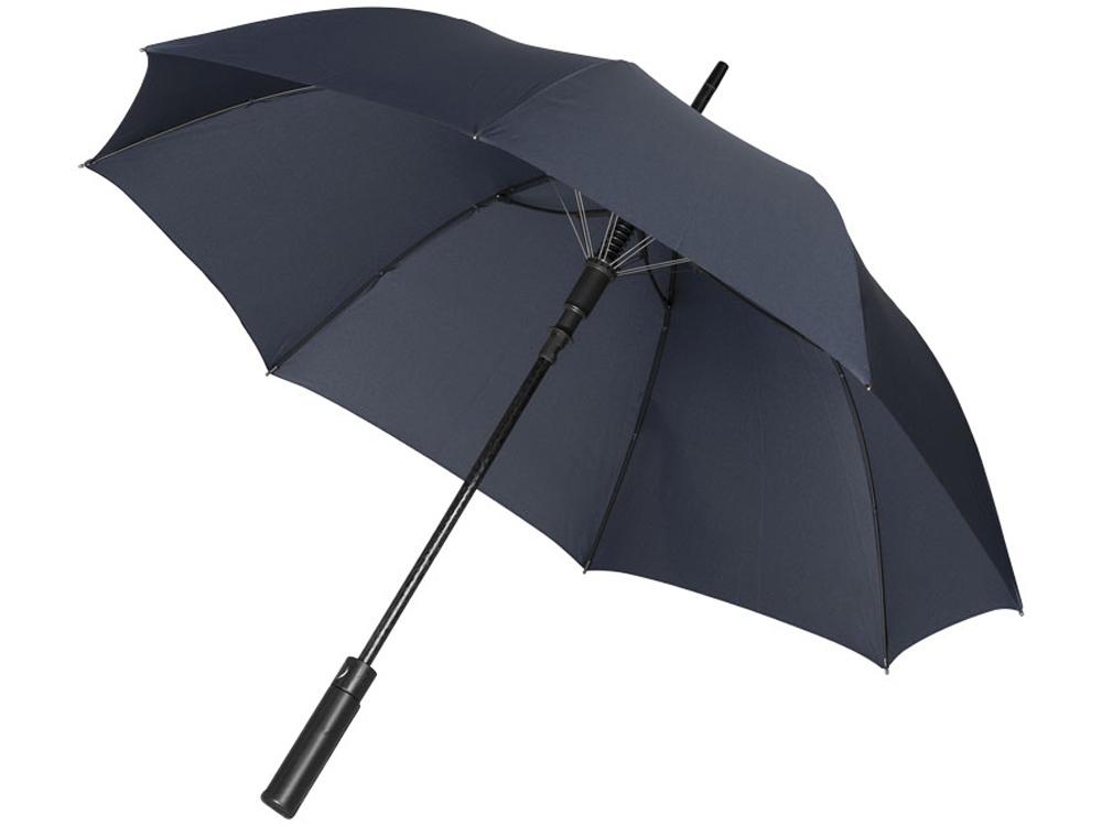 Зонт-трость автоматический Riverside 23, темно-синий