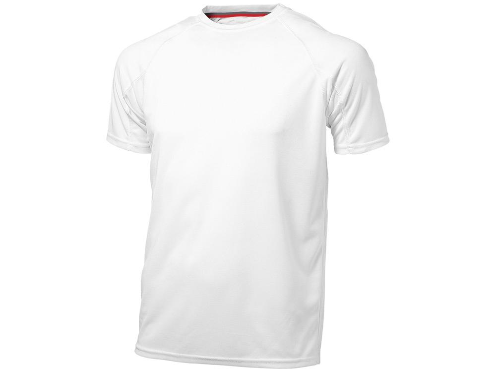 Футболка Serve мужская, белый