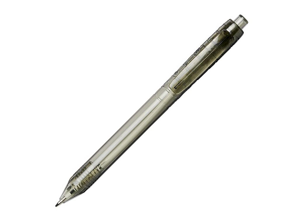 Ручка шариковая Vancouver, черный прозрачный