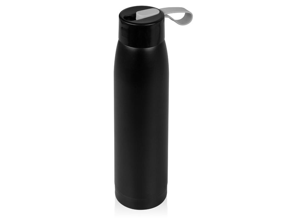 Термобутылка Grace 320мл, черный