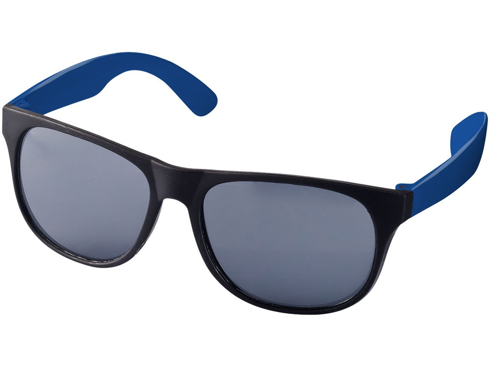 Очки солнцезащитные Retro, синий