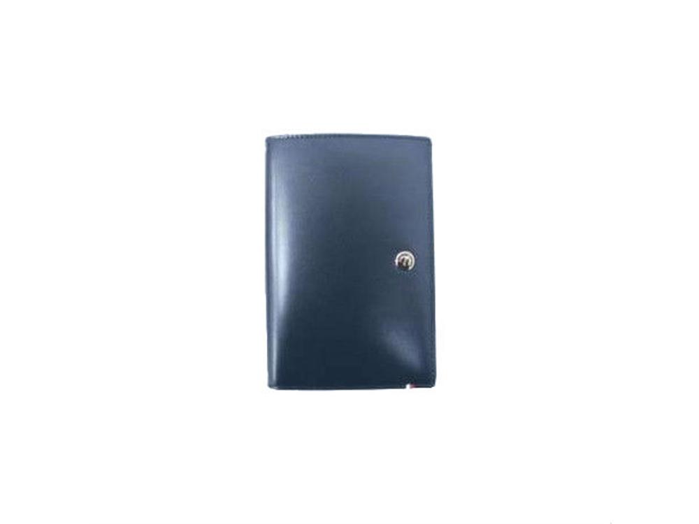 Обложка для паспорта Elysee. S.T. Dupont, синий