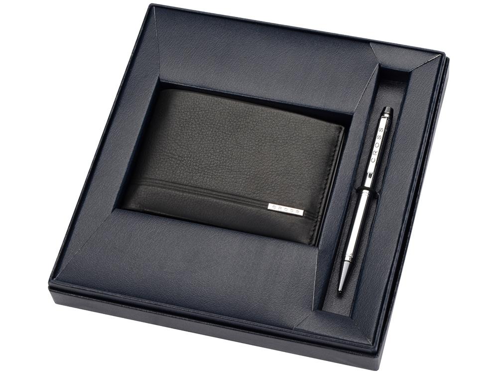 Набор Century Classic: портмоне, ручка шариковая. Cross