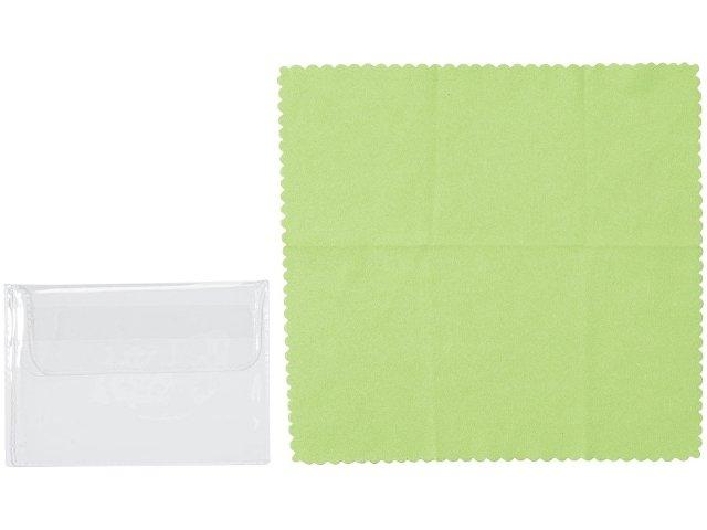 Салфетка из микроволокна, лайм