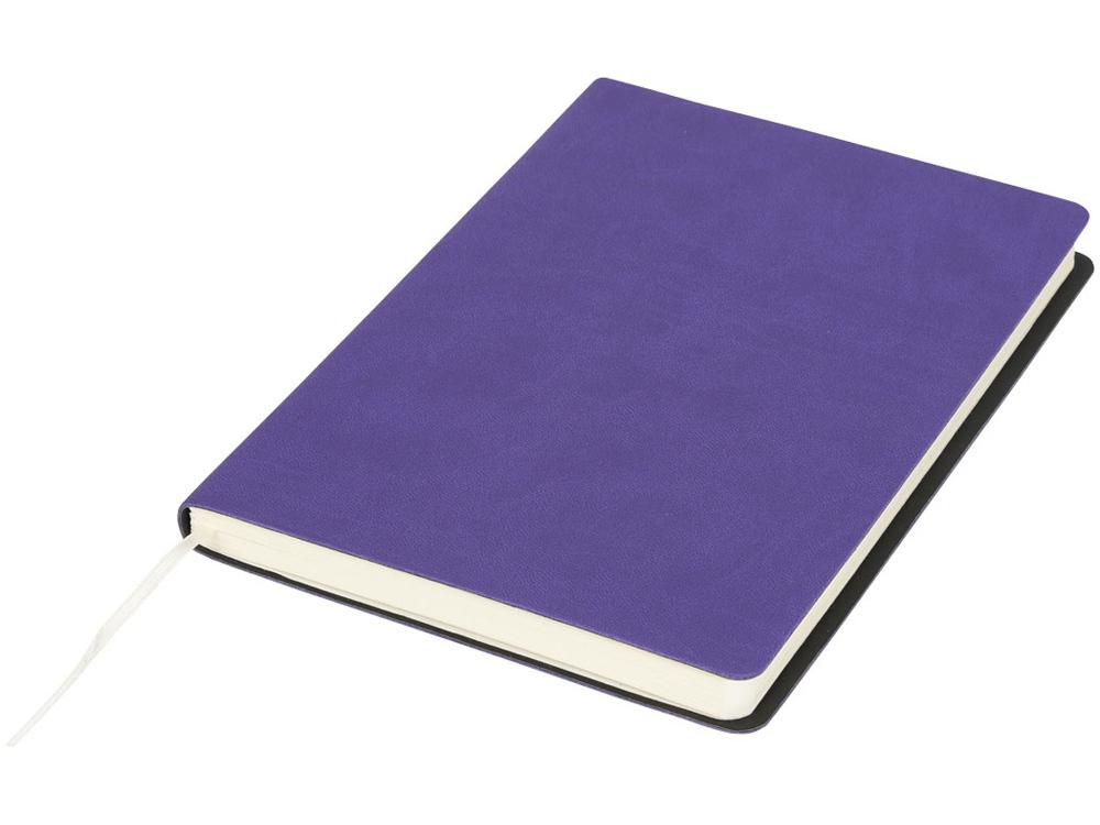 Мягкий блокнот Liberty, пурпурный