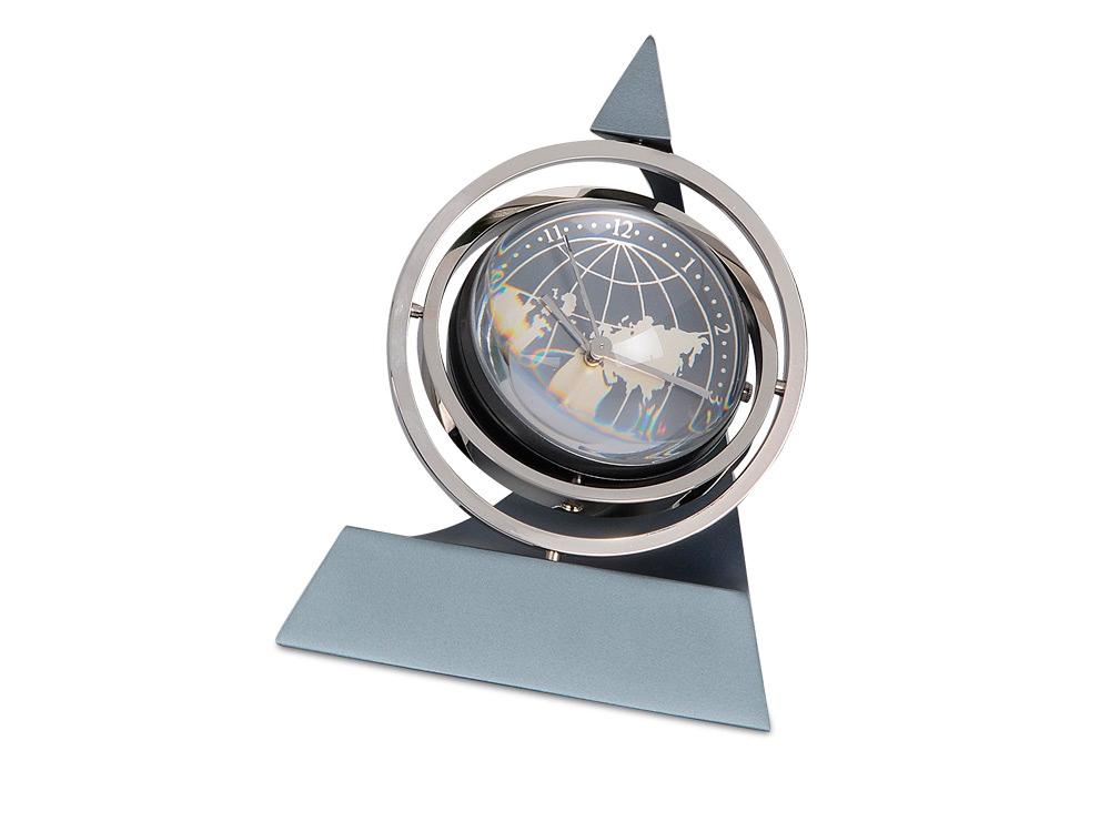Часы Меридиан, серый
