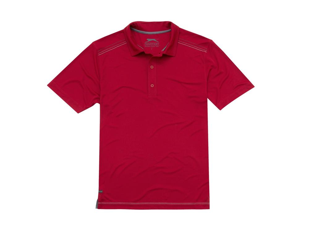 Рубашка поло Receiver CF мужская, темно-красный