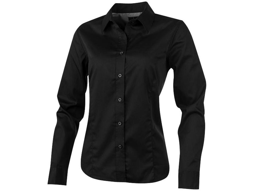 Рубашка Wilshire женская с длинным рукавом, черный