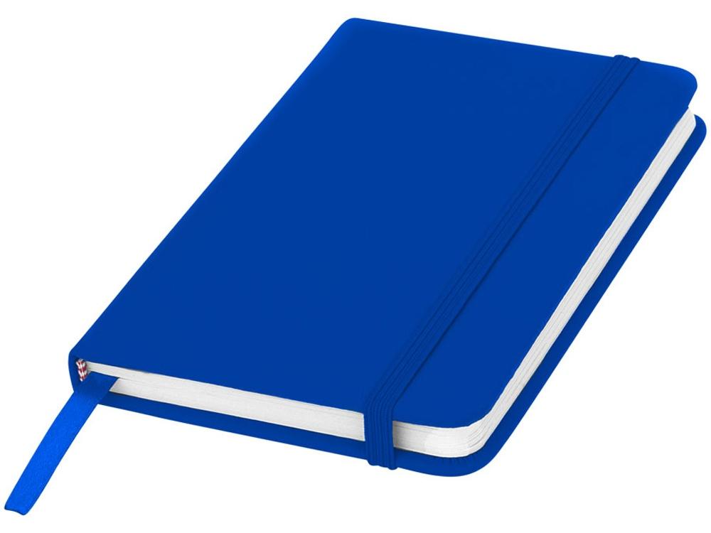 Блокнот Spectrum A5 с белыми страницами, ярко-синий