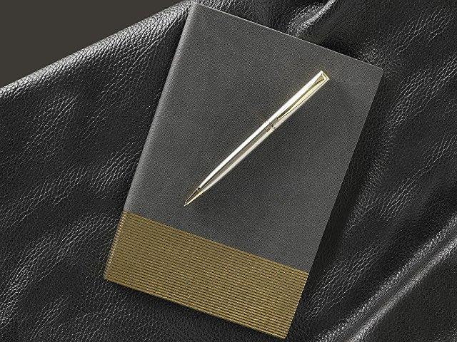 Блокнот А5 «Gold lines»