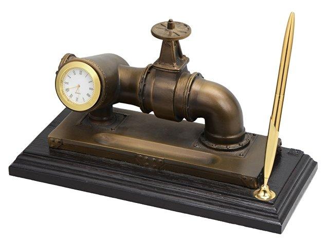 Настольный прибор «Газовый вентиль»