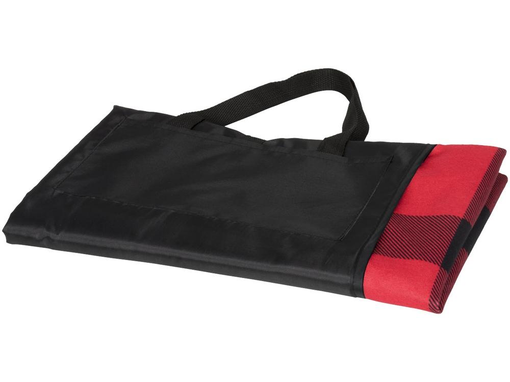 Плед для пикника Buffalo, красный