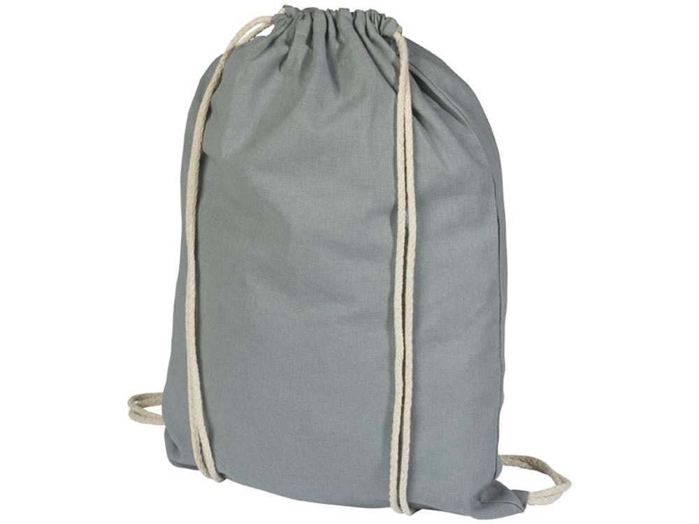 Рюкзак хлопковый Oregon, серый