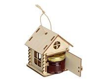 Подарочный набор «Варенье из клубники и шампанского в домике» (арт. 700661)