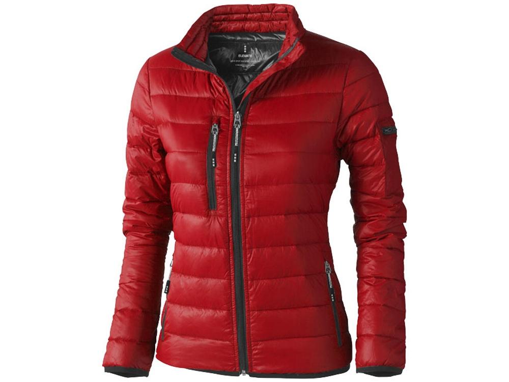Куртка Scotia женская, красный