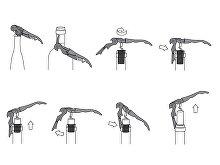 Нож сомелье Pulltap's Basic (арт. 00480601), фото 5