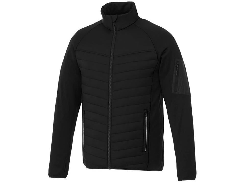 Утепленная куртка Banff мужская, черный