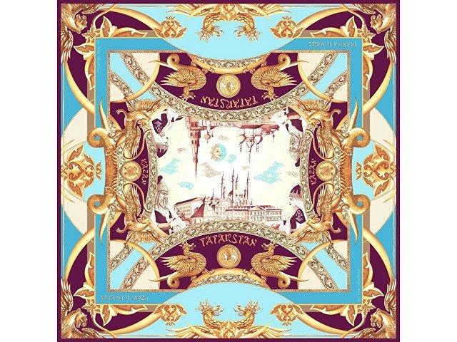 Платок «Казань драгоценная» (арт. 94902)