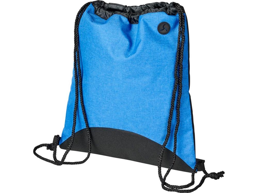 Рюкзак со шнурком Street, синий