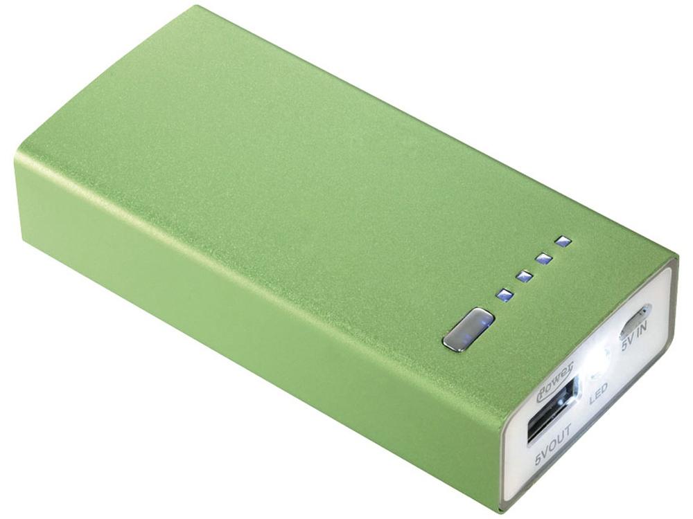Зарядное устройство Farad, 4000 mAh, лайм