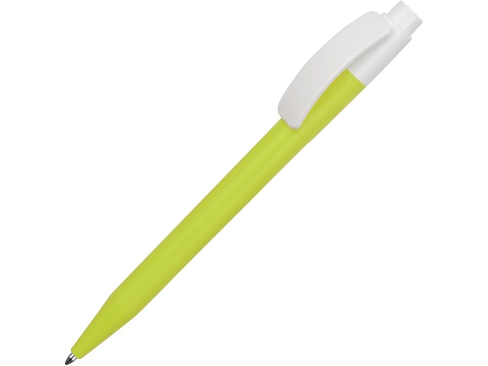 Ручка шариковая UMA PIXEL KG F, зеленое яблоко
