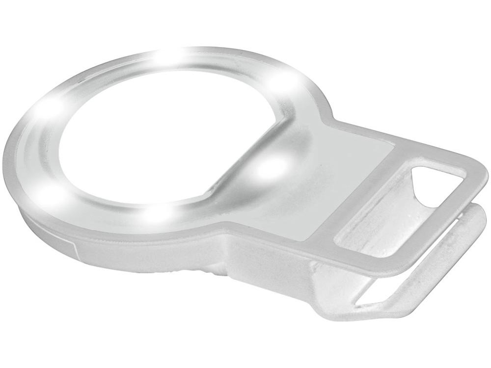Вспышка LED с зеркалом, белый