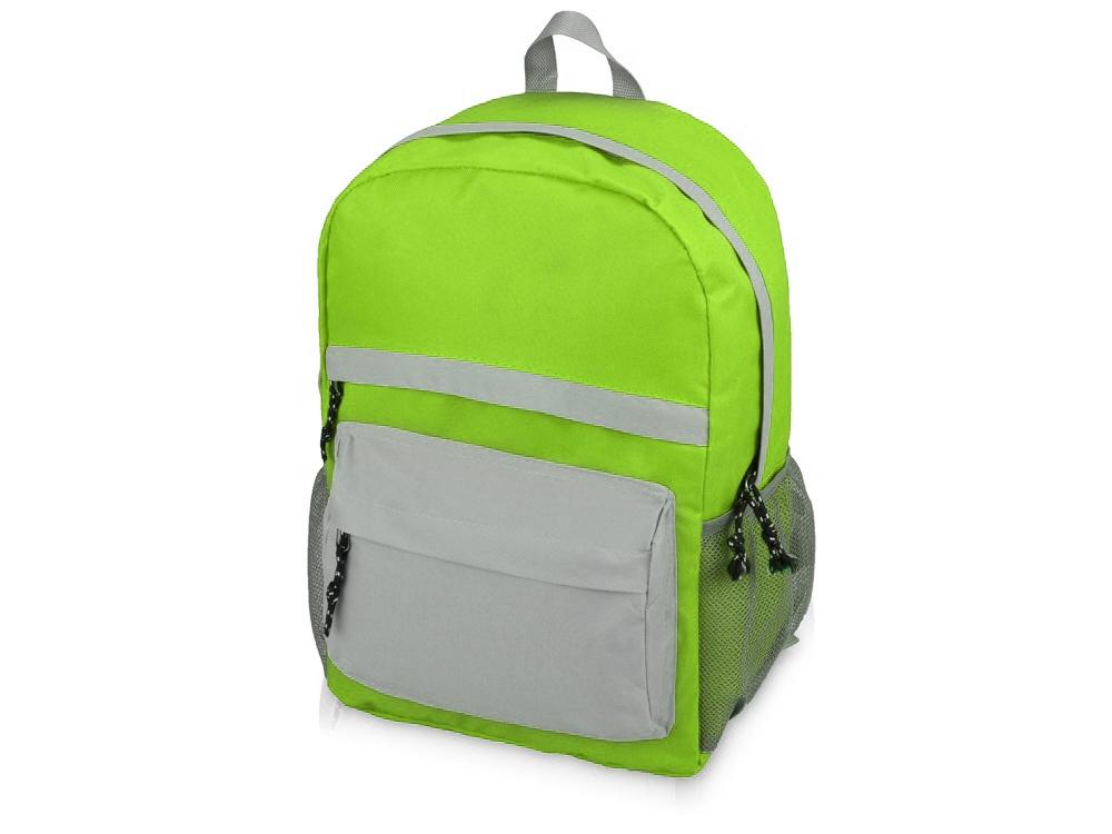 Рюкзак Универсальный (серая спинка), зеленый