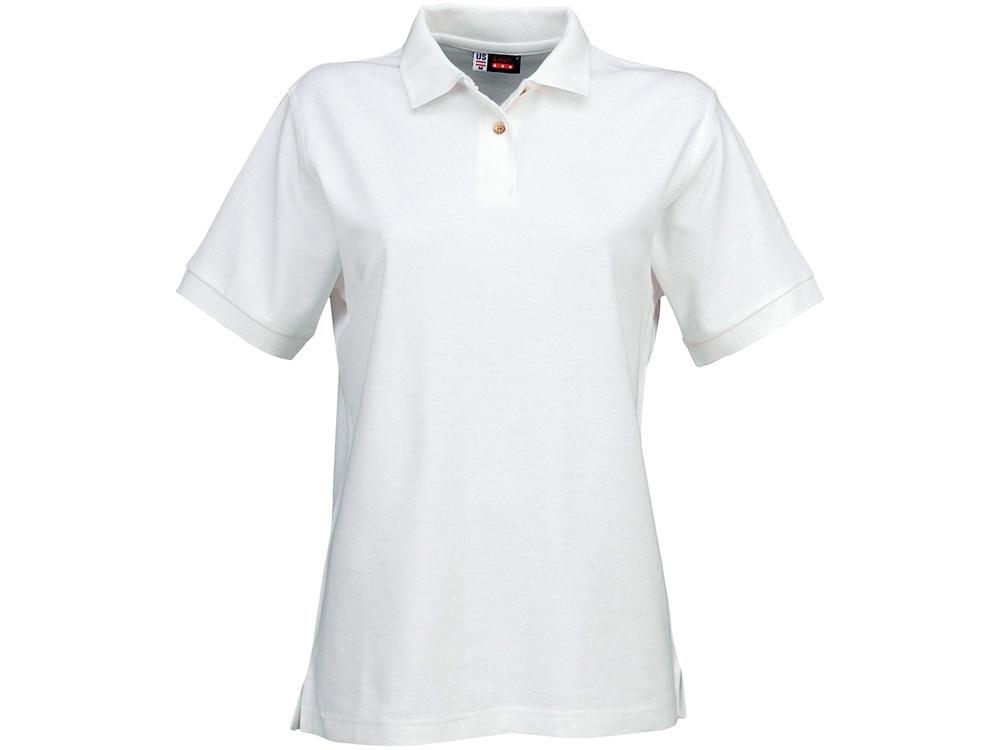 Рубашка поло Boston женская, белый