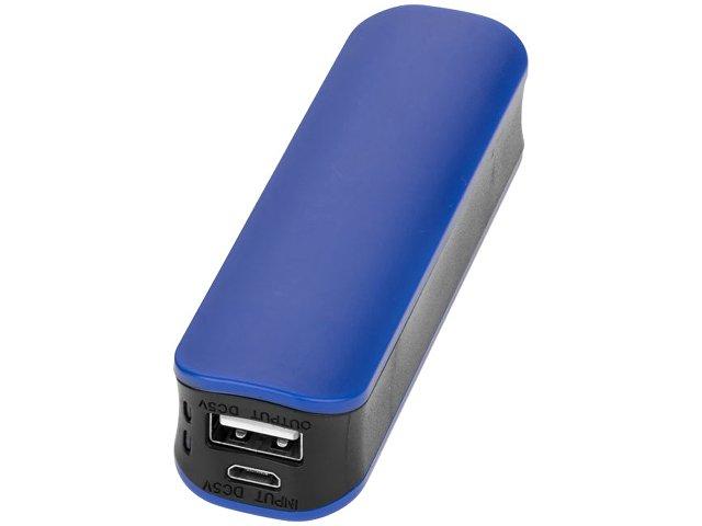 Портативное зарядное устройство «Edge», 2000 mAh