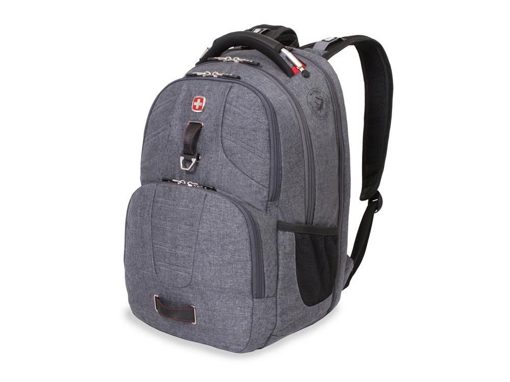 Рюкзак ScanSmart 31л с отделением для ноутбука 15''. Wenger, серый