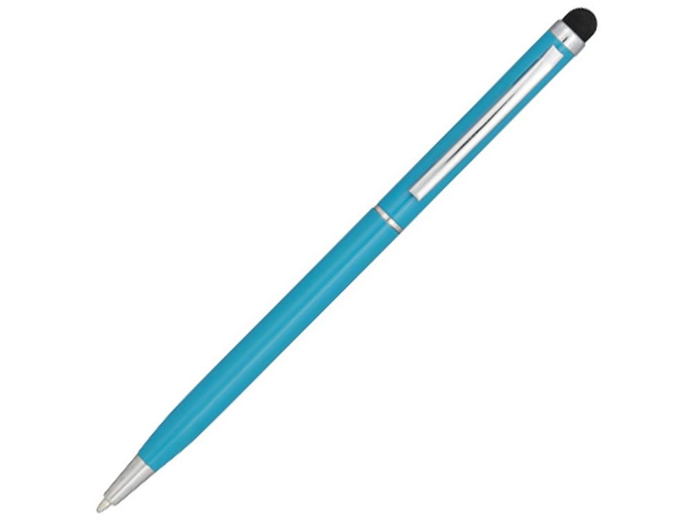 Алюминиевая шариковая ручка Joyce, бирюзовый