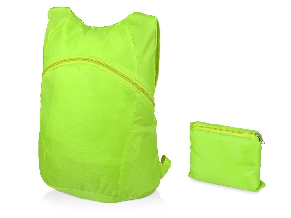 Рюкзак складной Compact, зеленое яблоко
