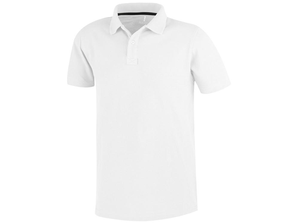 Рубашка поло Primus мужская, белый