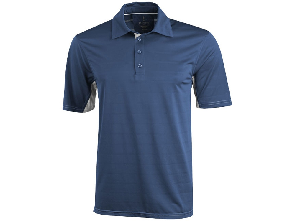 Рубашка поло Prescott мужская, джинс